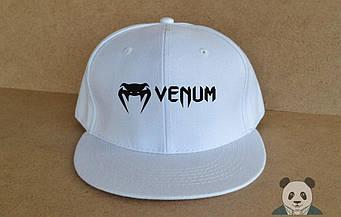 Снепбек Venum белого цвета (люкс копия)
