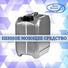 Пенное средство для ручного и механизированного мытья доильного оборудования и охладителей молока