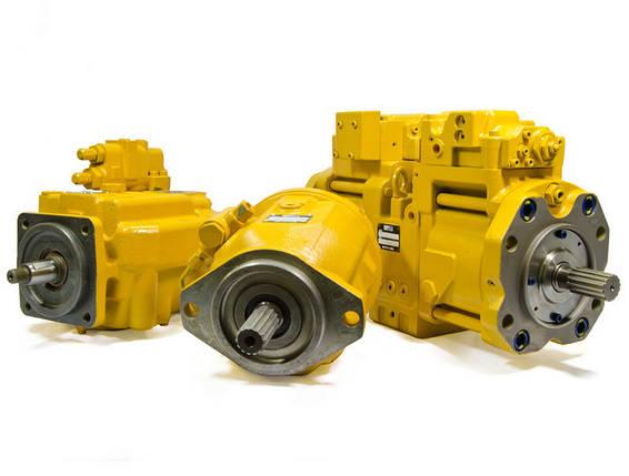 Ремонт гидронасосов и гидромоторов Caterpillar, фото 2