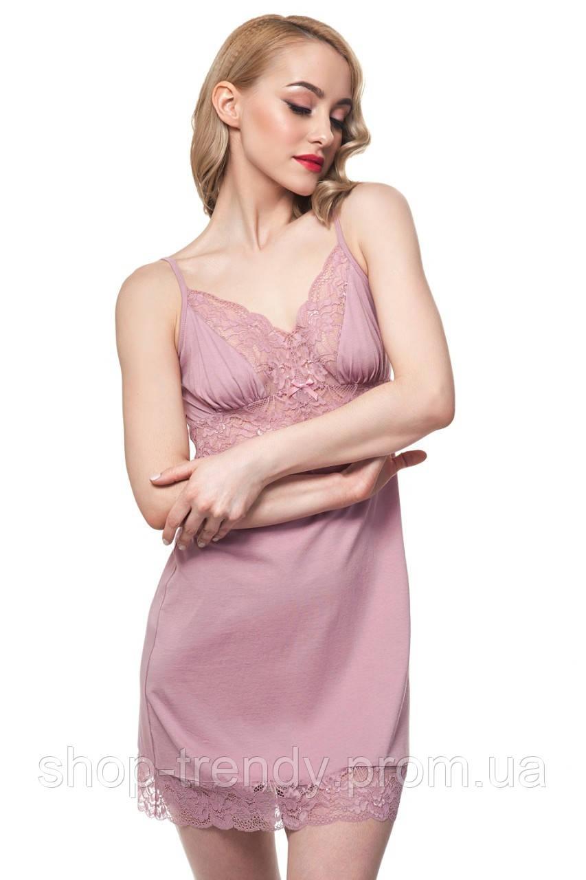 6038c6497de31 Женская ночная рубашка из хлопка Ellen - купить по лучшей цене в ...