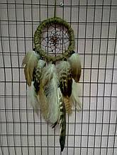 Ловец снов конопля с пером орла