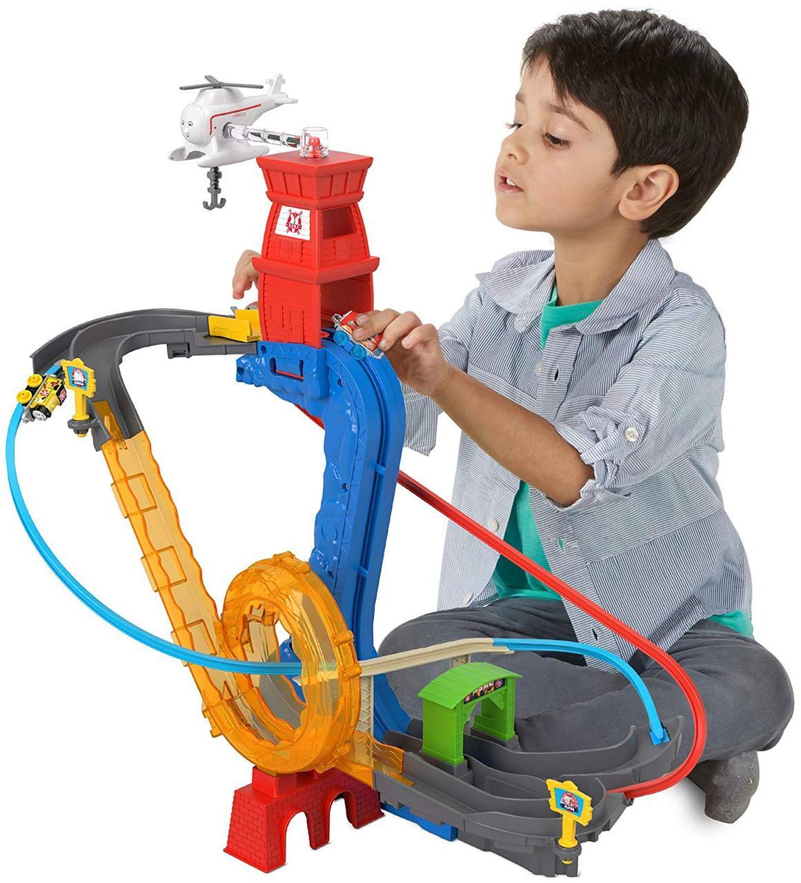"""Игровой набор """"Томас и друзья"""" Моторизованный спасатель  Thomas & Friends MINIS, Motorized Rescue"""