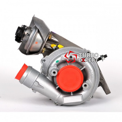 Турбина 760774-5003S (Ford C-MAX 2.0 TDCi 136 HP)