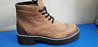 Женские кожаные ботинки Mario Muzi, фото 1