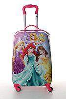 Детский чемодан на колёсах Принцессы Disney (Princesses )