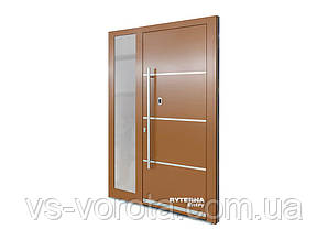 Входные наружные двери для дома Ryterna RD80 (Литва) - Дизайн 217