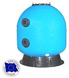 Песочный фильтр Hayward HCFA631102LVA ARTIC AK34–1600.B (80 м³) без обвязки, фото 2