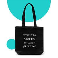 Еко-сумка Ze Sumka: GOOD DAY