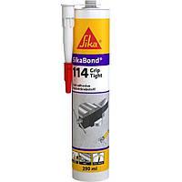 Монтажный клей на основе синтетического каучука СикаБонд-114 Грип Тайдж / SikaBond-114 Grip Tight (уп. 290 мл)