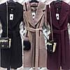 """Стильное женское пальто """"Верона"""" в расцветках. ЛД-11-0417, фото 2"""
