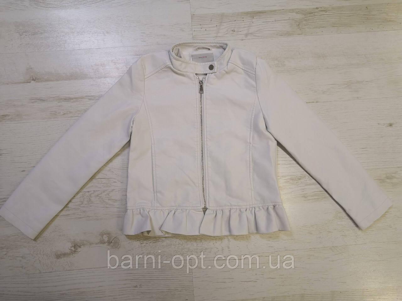 Куртка кожзам. на девочку оптом, Glo-story, 122-164 рр