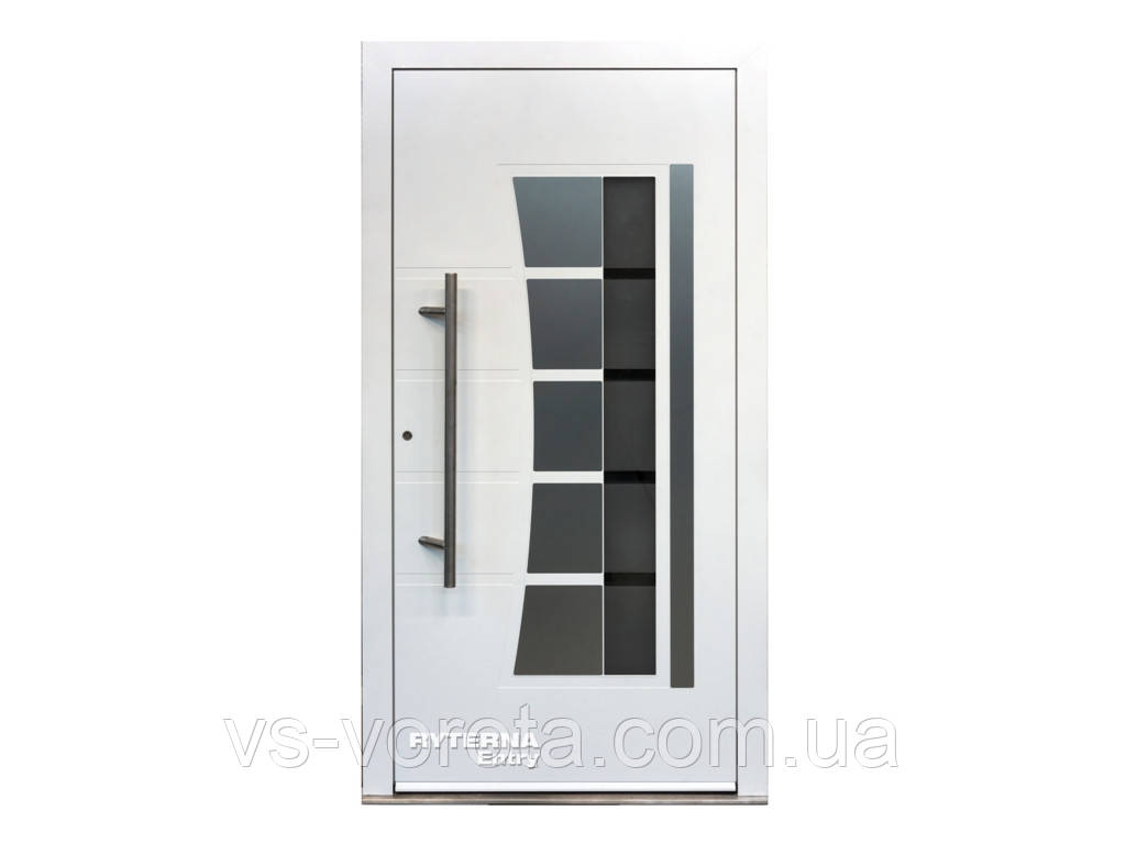 Входные уличные двери для дома Ryterna RD80 (Литва) - Дизайн 228
