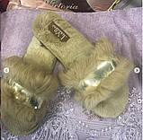 Жіночі домашні тапочки, фото 2