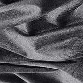 Оксамит тканина Темно-сірий