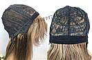 💎 Милированный натуральтный парик, простой с чёлкой 💎, фото 6