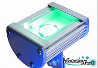 Фонарь, прожектор ОЧЕНЬ МОЩНЫЙ УЛЬТРАФИОЛЕТ. Мощный фонарь-прожектор ультрафиолетовый.