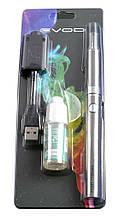 Электронная сигарета EVOD MT3, 1100 mAh + жидкость (блистерная упаковка) №609-43 silver
