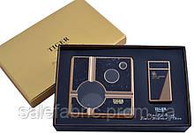Подарочный набор Tiger 2в1 -зажигалка/пепельница №3566