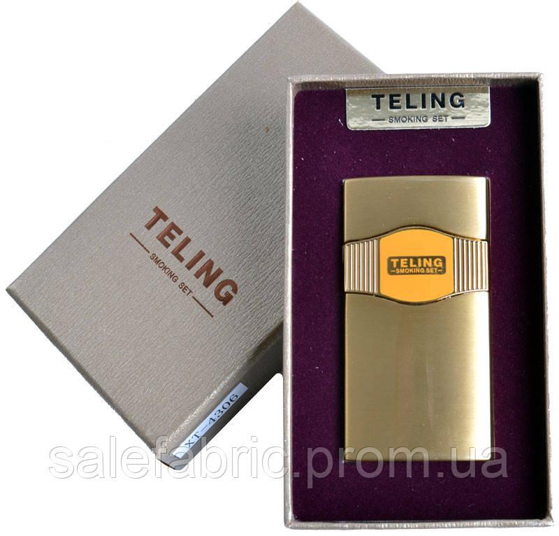 Зажигалка подарочная Teling №4306