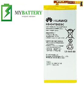 Оригинальный аккумулятор АКБ (Батарея) для Huawei Honor 6 Plus/ HB4547B6EBC 3500mAh 3.8V