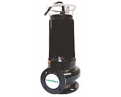 Погружной канализационный насос SHIMGE WQDAS15-9-1.1CB 1100Вт Hmax=13м Qmax=25куб.м/час