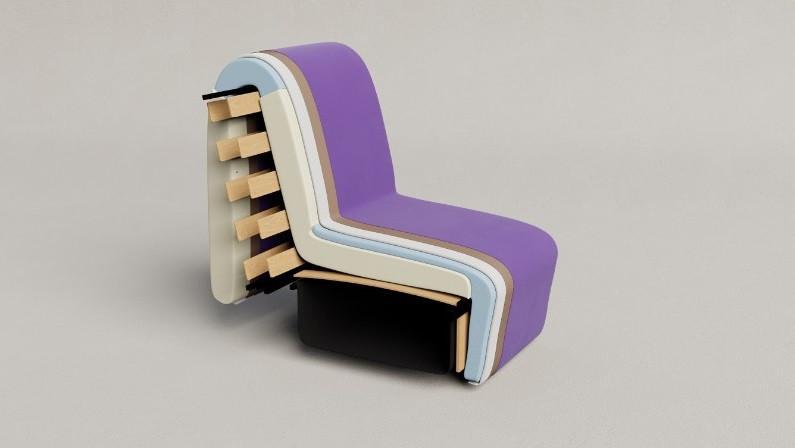 Кресло-кровать Favorite (Фаворит) TM Novelty, фото 3