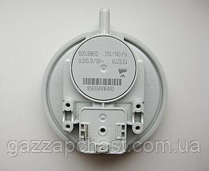 Прессостат газовых котлов Huba Control 170/140 Pa (956134916480)