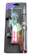 Электронная сигарета EVOD MT3, 1100 mAh + жидкость (блистерная упаковка) №609-43 black