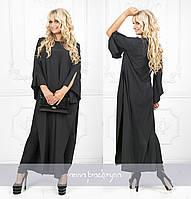 Женский стильный костюм  БМ0203920 (бат), фото 1