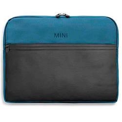 Сумка для ноутбука MINI Colour Block Laptop Sleeve, Island/Black, артикул 80212460860