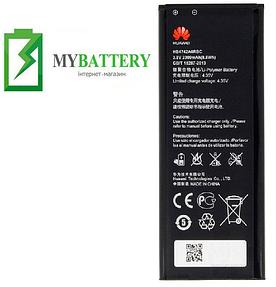 Оригинальный аккумулятор АКБ (Батарея) для Huawei G730-U10/ Honor 3C/ HB4742A0RBC 2300mAh 3.8V