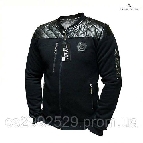 08a138561f22 Кожаная куртка PHILIPP PLEIN. Реплика. Мужская одежда: продажа, цена в  Одессе. куртки мужские от