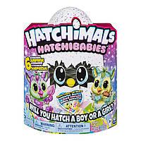 Hatchimals Интерактивные малыши в яйце Хэтчималс Хетчибейбиз Hatchimals HatchiBabies Chipadee Hatching Egg
