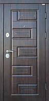 Входные металлические двери Стандарт Пиана двухцветная, уличная пленка