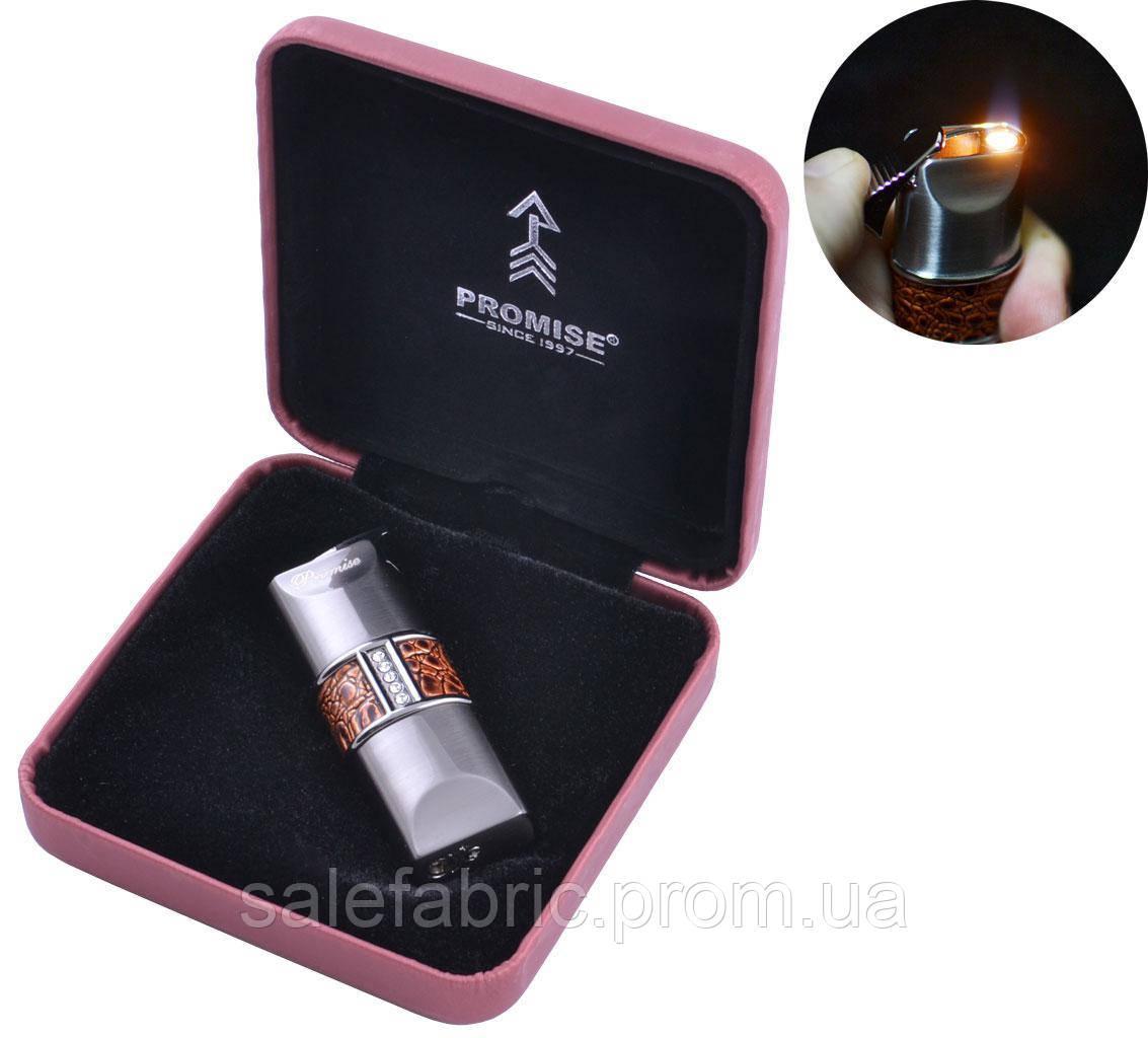 Зажигалка подарочная PROMISE (Турбо пламя) BN216-A12