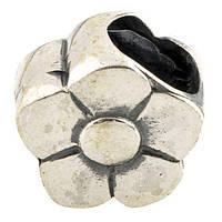 Серебряный шарм 925 пробы без камней
