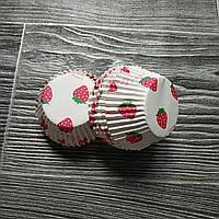 Бумажные формы Клубничка