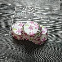 Бумажные формы Цветы