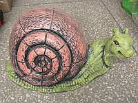 Фигурка для сада  Улитка большая 20 см.