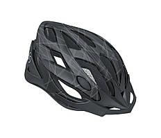 Шлем KLS Rebus мат M-L black (58-64cm)