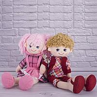 Мягкая игрушка Кукла №2, плюшевая кукла (мальчик/девочка) 50 см.