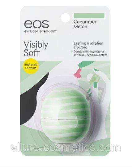 Бальзам для губ EOS Cucumber Melon Огуречная дыня