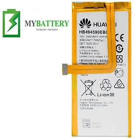 Оригинальный аккумулятор АКБ (Батарея) для Huawei HONOR 7 / HB494590EBC 3000mAh 3.8V