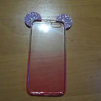 Чехол для iPhone 6/6s ушки