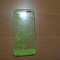 Чехол для iPhone 6/6s салатовый