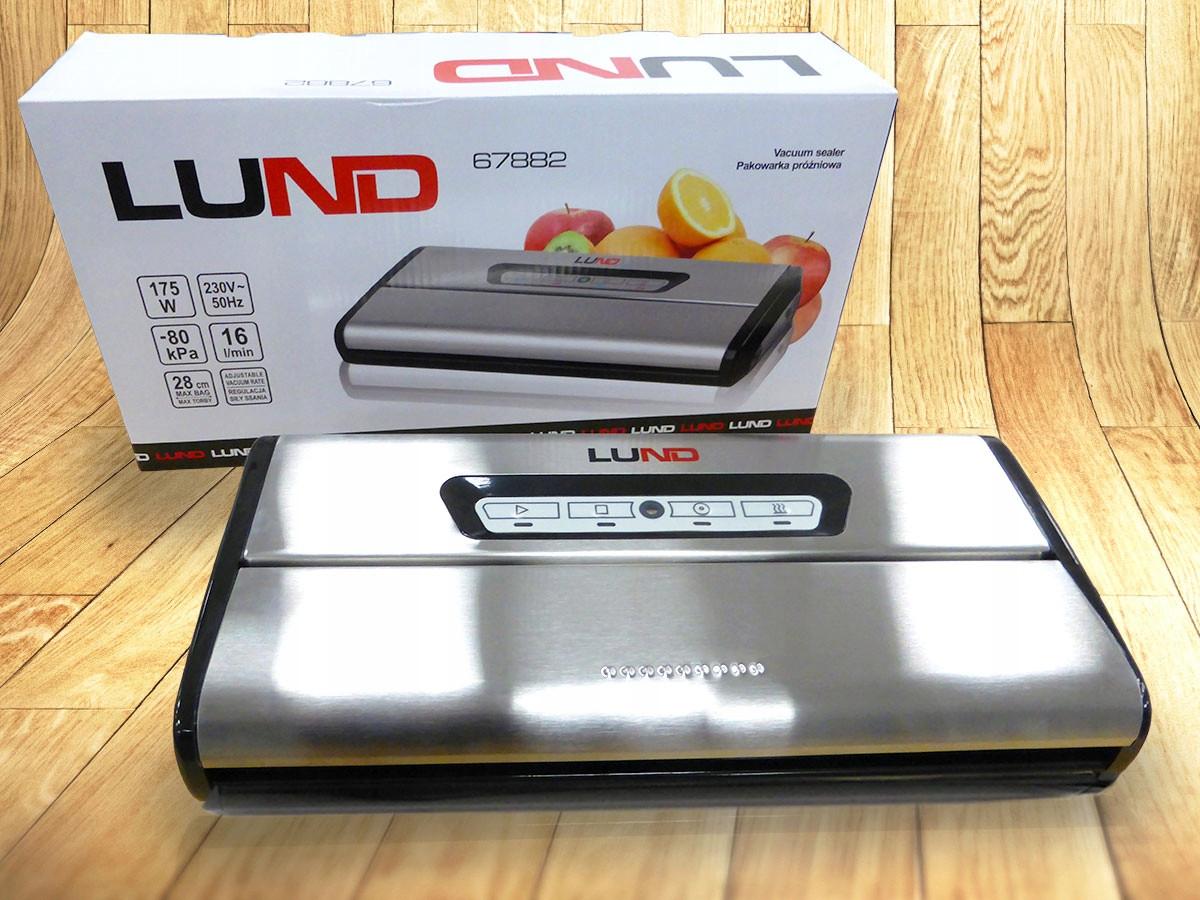 Вакуумный упаковщик LUND 67882