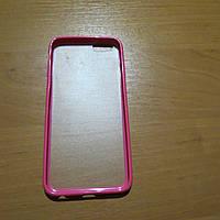 Чехол для iPhone 6/6s розовый