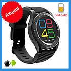 Розумні смарт годинник Smart Watch DT No.1 G8 original чорні Годинникофон, фото 3