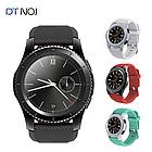 Розумні смарт годинник Smart Watch DT No.1 G8 original чорні Годинникофон, фото 2
