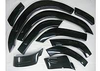 Расширители арок (накладки) Toyota Land Cruiser 100 97-07 (Тойота Ланд крузер 100), 1LS 030 920-141